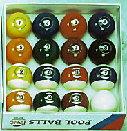 Ball-in-Ball Pool Ball Set
