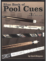 Blue Book of Pool cues