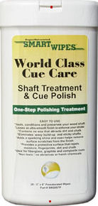 Smart Wipes Shaft Treatment and Cue Polish