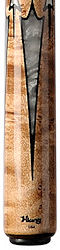 Viking Pool Cue - V167-WH