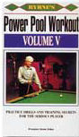 Robert Byrnes Power Pool Workout  Vol 5 - VHS or DVD